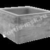 Блок столба Сланец тонкорельефный малый