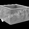 Блок столба Карельский камень малый 330х330х165мм