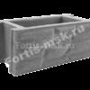 Блок забора Бутовый камень