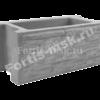 Блок для забора Сланец Тонкорельефный